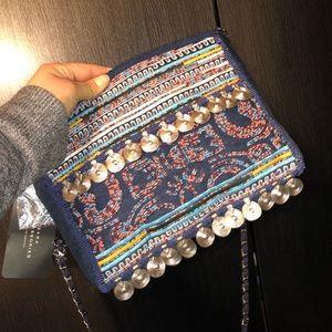 Brand New Zara crossbody bag!!